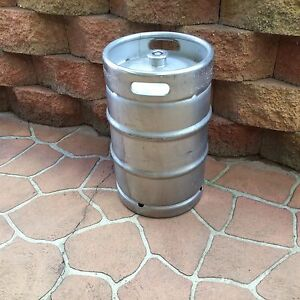 STAINLESS STEEL BEER KEG $65.00 IN GOOD CONDITION  600H Narellan Vale Camden Area Preview