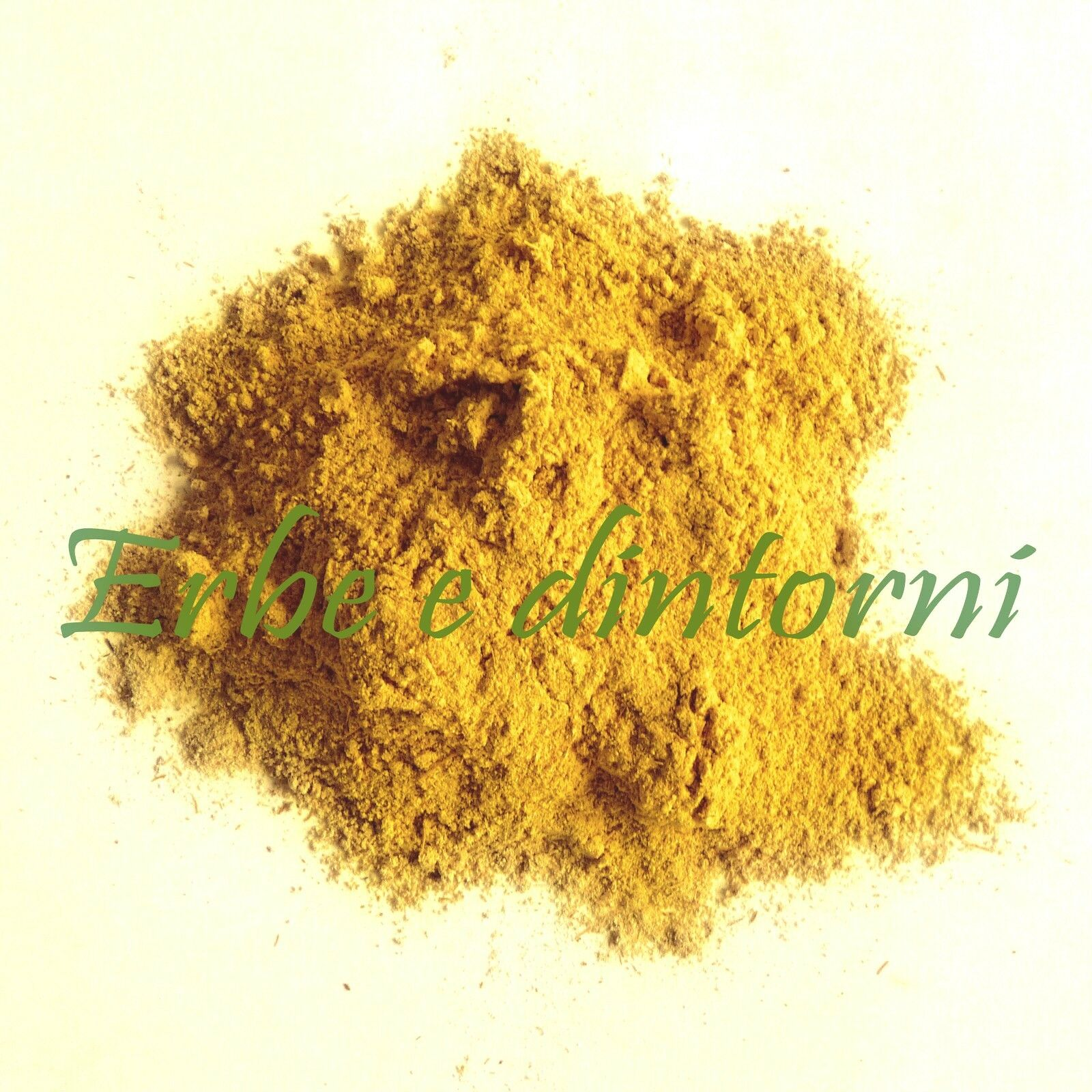 CURCUMA Biologica  polvere 100 gr. Colesterolo, artrosi, antitumorale, fegato