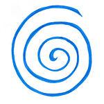 blue.spiral