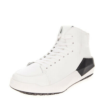 RRP €585 CINZIA ARAIA DYAMOND Leather Sneakers EU 40 UK 6 US 7 Made in Italy