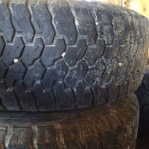 Tires 33X10.5 r 15 need gone