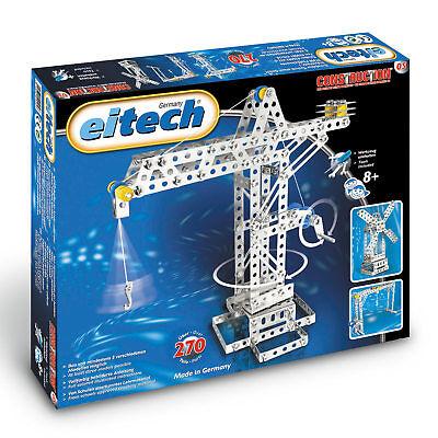 EITECH Metallbaukasten Universal Hebebrücke 351x292x47mm