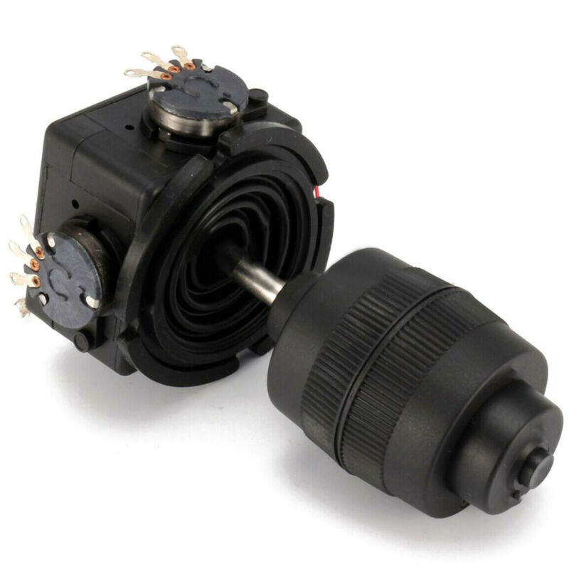 1PC 4-Axis Joystick Potentiometer Sealed Button Controller For JH-D400X-R4 US