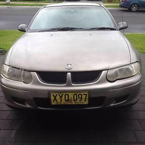 2002 Holden Commodore Sedan (LPG) Camden Area Preview