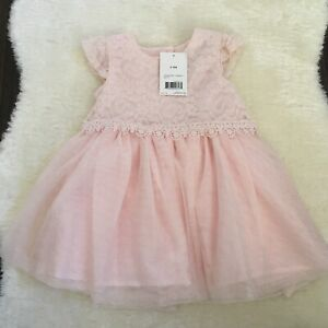 New baby party dress (6-12, 12-18 or 18-24m)
