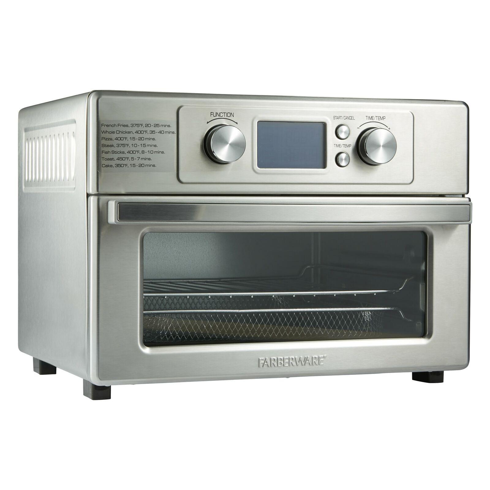 Farberware- Air Fryer Toaster Oven - Stainless Steel- Brand