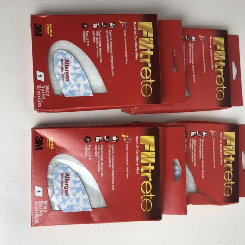 Filtrete Air Filter - For Air Conditioner - Remove Airborne