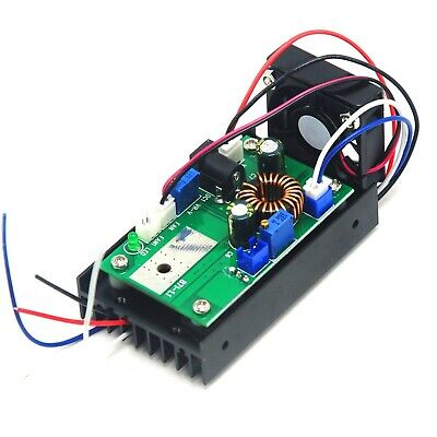 High Power Laser Driver 12v For 808nm 980nm 500mw-5w Ir Diode Module Fan Cooling