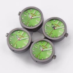 ARAGON A022LIM 4 WATCHES IN A DRONE STYLE  DESK CLOCK - CITIZEN MIYOTA MOVEMENTS