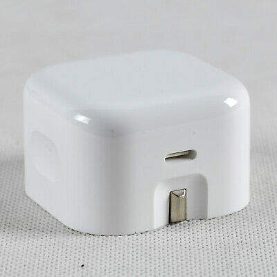 Genuine Apple iPhone/iPod/iPad 18w USB-C Lightning Fast Mains Wall Charger+Cable