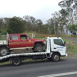 Cheap towing & Cash for Toyota hilux hiace landcruiser any condition Logan Central Logan Area Preview