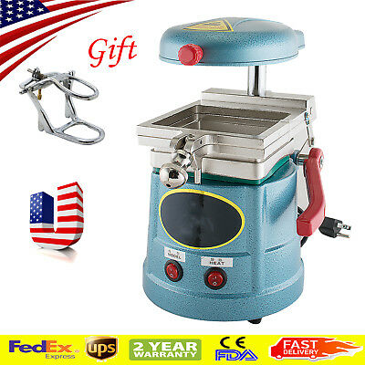 Usa Dental Lab Vacuum Forming Molding Machine Former Heat Thermoforming Gift