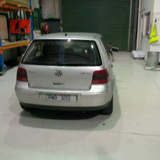 2002 Volkswagen Golf Hatchback Tullamarine Hume Area Preview