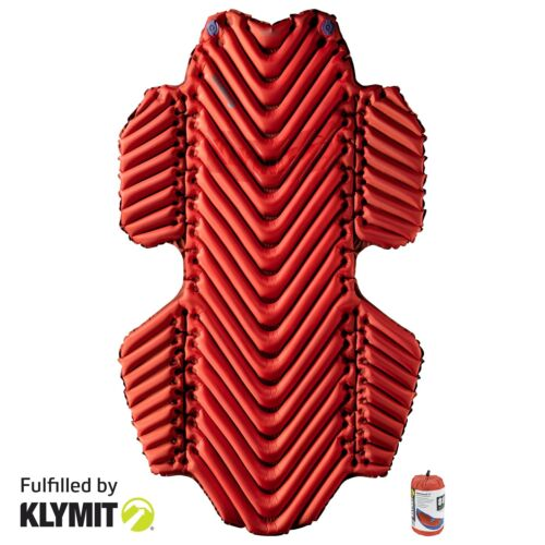 KLYMIT Insulated Hammock V Sleeping Camping Pad for Hammock - Factory Second