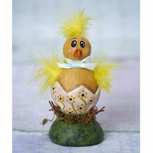 Charles McClenning Easter Spring Harold Baby Chick Retro Vntg Decor Figurine
