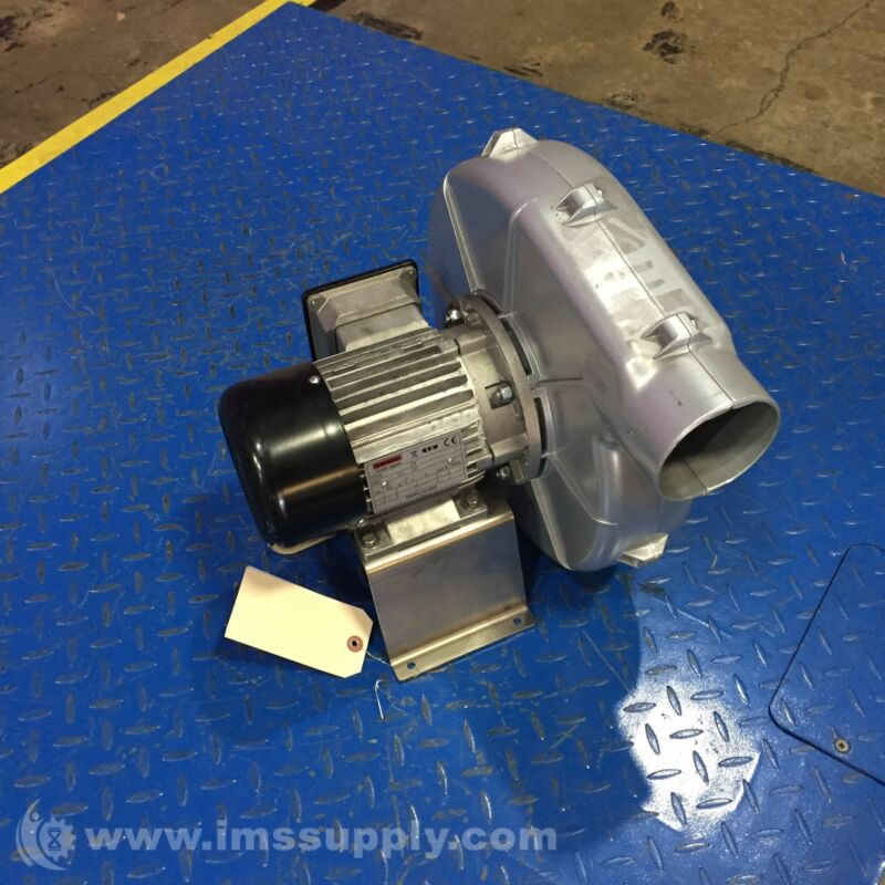 Leister G71B2 Heater Blower, W/ Motor USIP