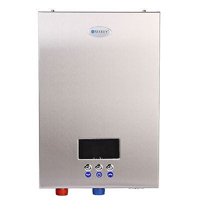 Marey 5 GPM 220V Electric Tankless Instant Water Heater 18KW ECO180
