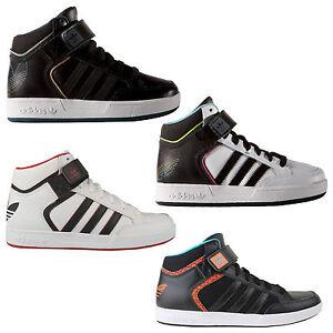 Adidas-Originals-Varial-Medio-J-Zapatillas-De-Nino-Skate-Deporte-Zapatos
