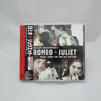 Romeo + Juliet OST - Original Soundtrack CD / Japanese Edition