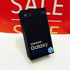 NEW SAMSUNG GALAXY S7 EDGE 32GB GOLD PLATINUM WITH WARRANTY Surfers Paradise Gold Coast City Preview
