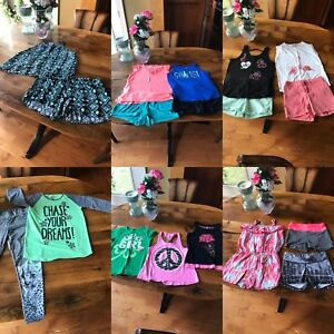 Girls Size 14 Summer Clothes