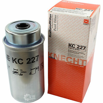Original MAHLE/KNECHT Fuel Filter KC 227