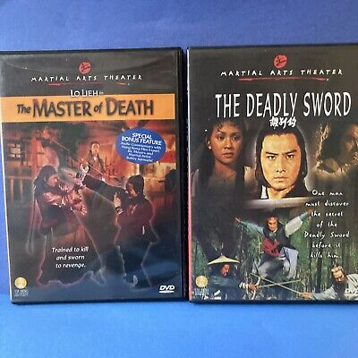 The Deadly Sword & Master of Death Martial Arts Theater ENGLISH