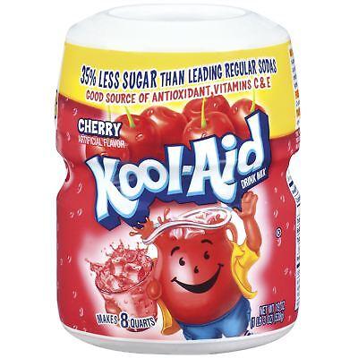 Kool-Aid Cherry Drink Mix 538g