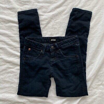 Hudson Girls Dark Denim Jeans Size 8