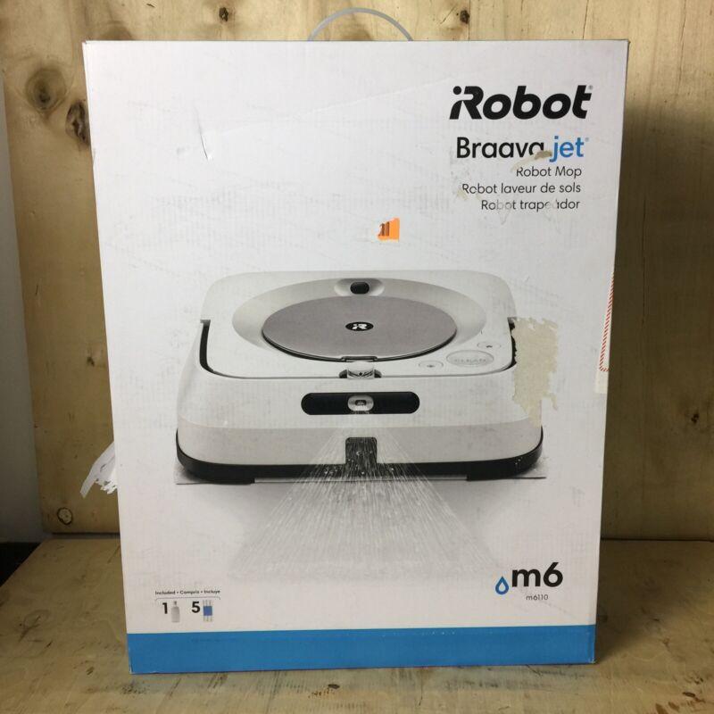 iRobot Braava Jet M6 (6110) Ultimate Robot Mop