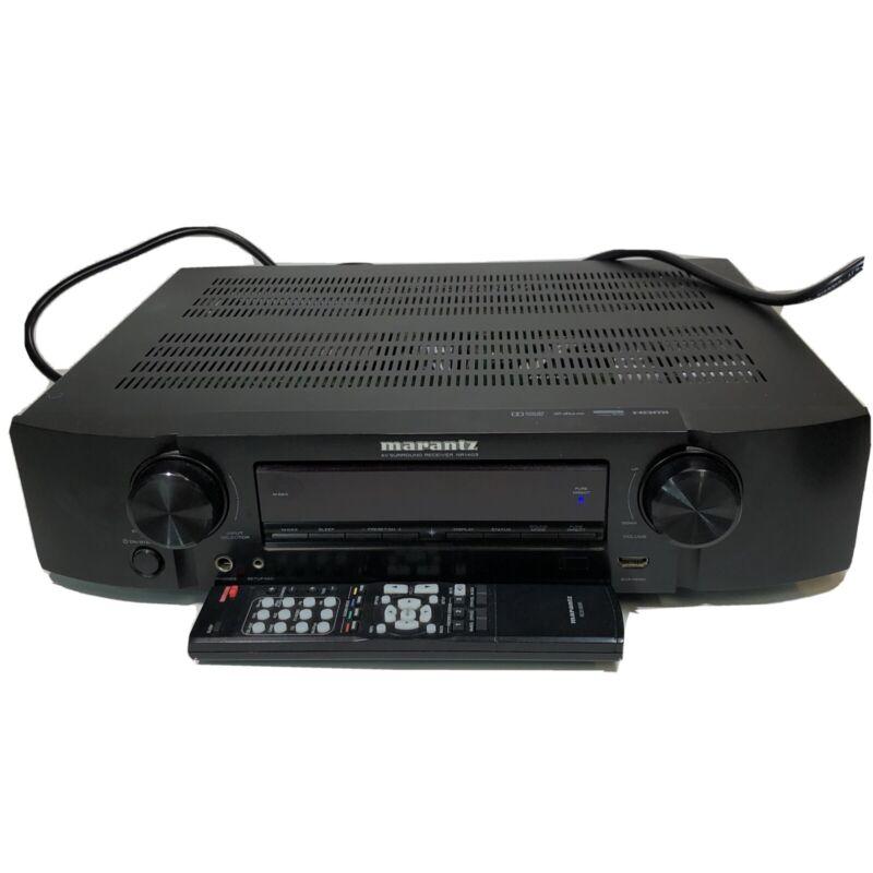 *READ* Marantz NR 1403 5.1 Channel Stereo Av Surround Receiver