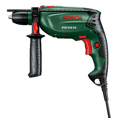new - Bosch PSB 650 RE Compact Corded IMPACT DRILL 0603128070 3165140512374#v