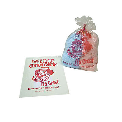 Gold Medal 3065 Cotton Candy Printed Bags 100ct