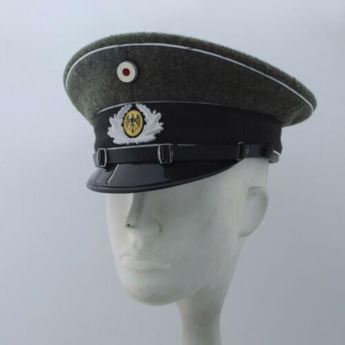 Replica Weimar Republic Reichsheer Officer Visor Hat 1918~1933
