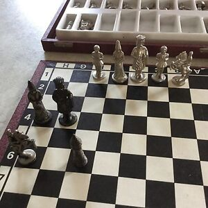 Box of chess Valley View Salisbury Area Preview