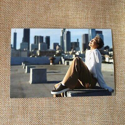 BTS  RAP MONSTER  [ Dispatch Magazine Dicon Official Postcard Photocard ] N /+G