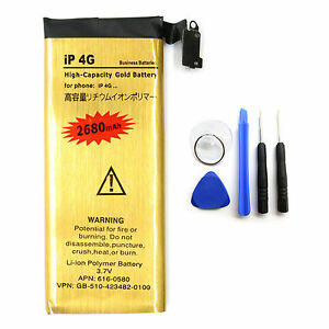 Iphone 4 Battery Replacement Kit