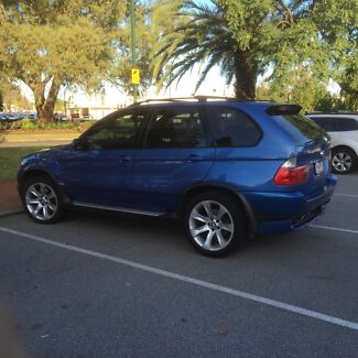 BMW X5 4.8 v8 Belmont Belmont Area Preview
