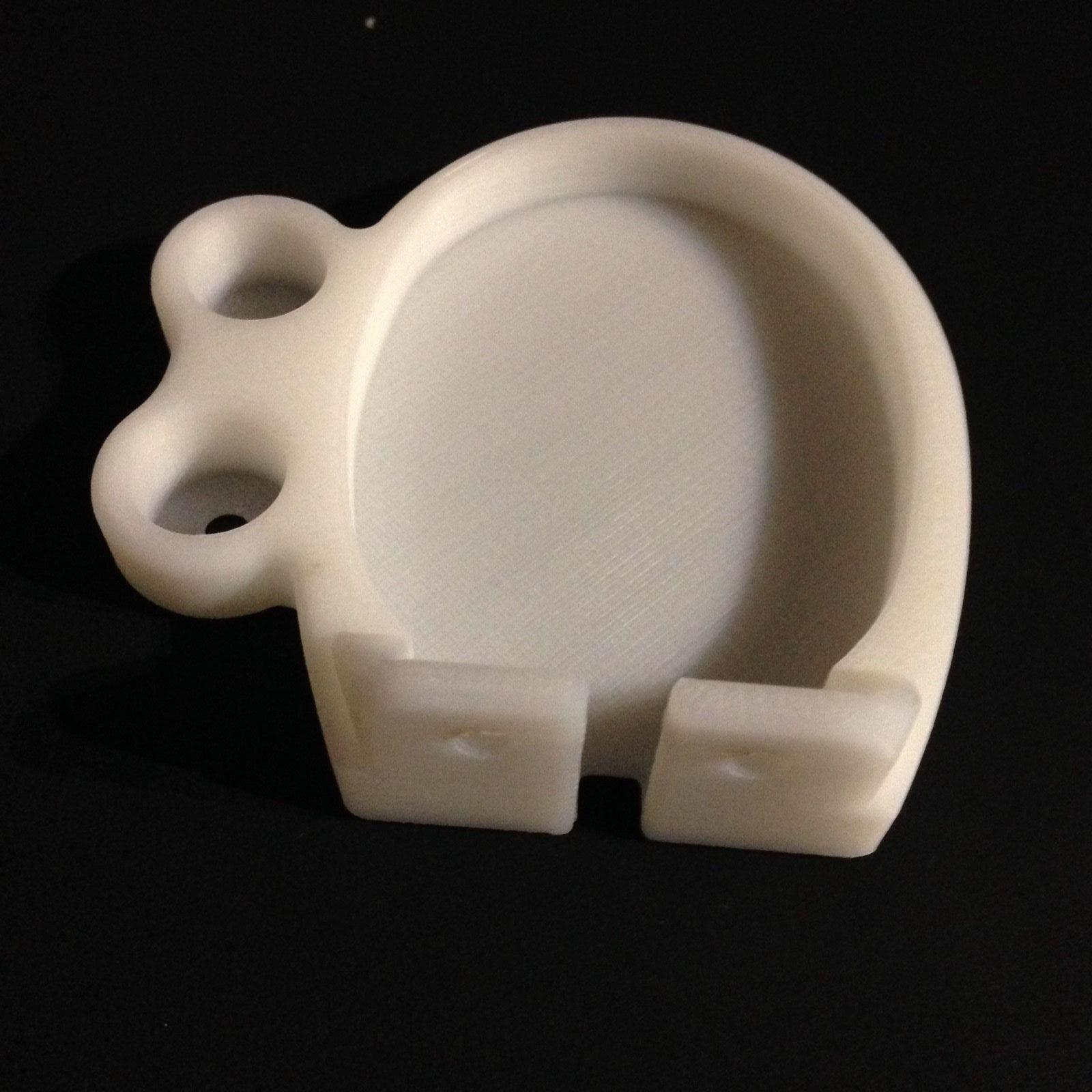 Oral-B Wandhalterung für  Elektrische Zahnbürste, im 3D - Druck