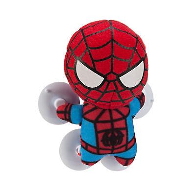 Marvel Wall Hanging Spider-Man Kawaii Art Collection Chibi Suction Plush - Hanging Spider