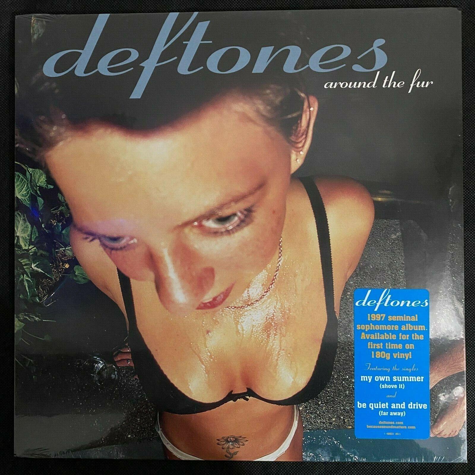 DEFTONES Around The Fur LP SEALED Original 2011 Maverick 180 Gram HYPE STICKER - $100.00