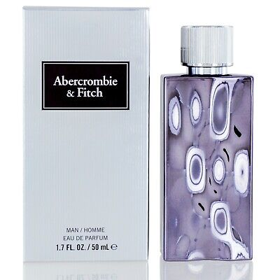 Abercrombie First Instinct Extreme Eau De Parfum Spray for Men 1.7 Oz-New in Box