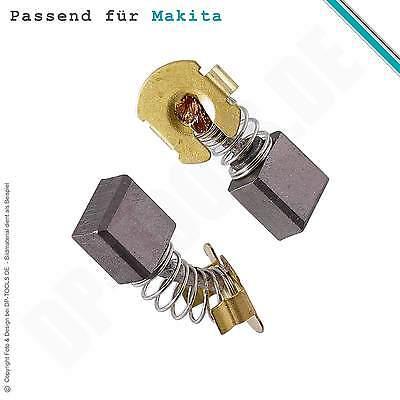 Spazzole Carbone per Makita akku-kappsäge BLS 820 7x10,8mm (CB-441)