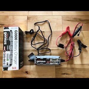Chargeur de batterie intelligent NOCO Genius G3500