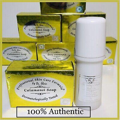 Dr. Alvin Deodorant Roll On & Calamansi Soap Best Partner Whitening