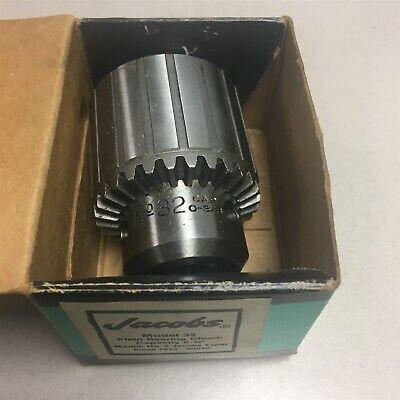 New Nos Jacobs 32 Drill Chuck No. 2 Jacobs Taper 0- 38 Capacity No Key Q6