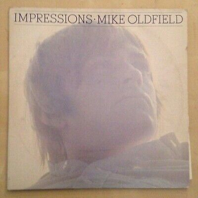 Mike Oldfield – Impressions double LP