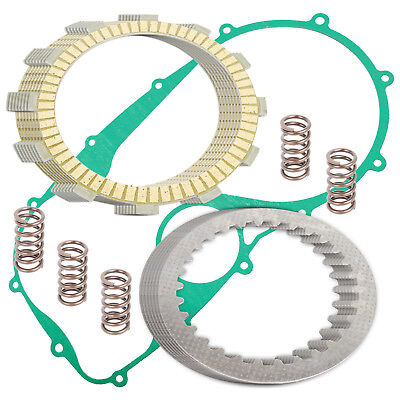 CLUTCH FRICTION PLATES and GASKET KIT Fits KAWASAKI VULCAN 900 VN900C 2007-2017
