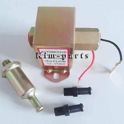 New Electric Fuel Pump for 149-2140 Onan Generator BGE BGEL F&G Model KV A-B
