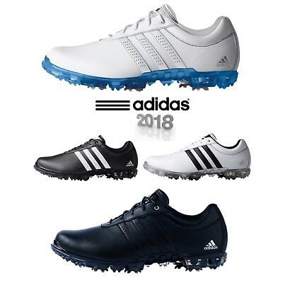 Adidas 2018 Golf Mens Adipure Flex WD Golf Shoes Lightweight Waterproof